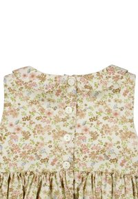 Wheat - Day dress - eggshell flowers - 4