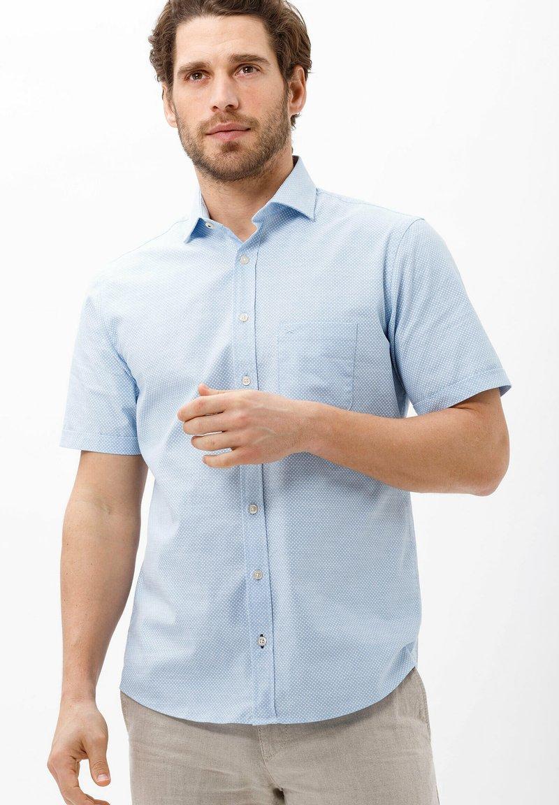 BRAX - STYLE HARDY - Shirt - blau>i