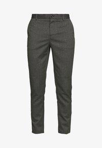 FRANKIE TROUSERS - Kalhoty - grey melange