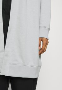 Monki - CAMILLA CARDIGAN - Zip-up hoodie - grey dusty light - 5