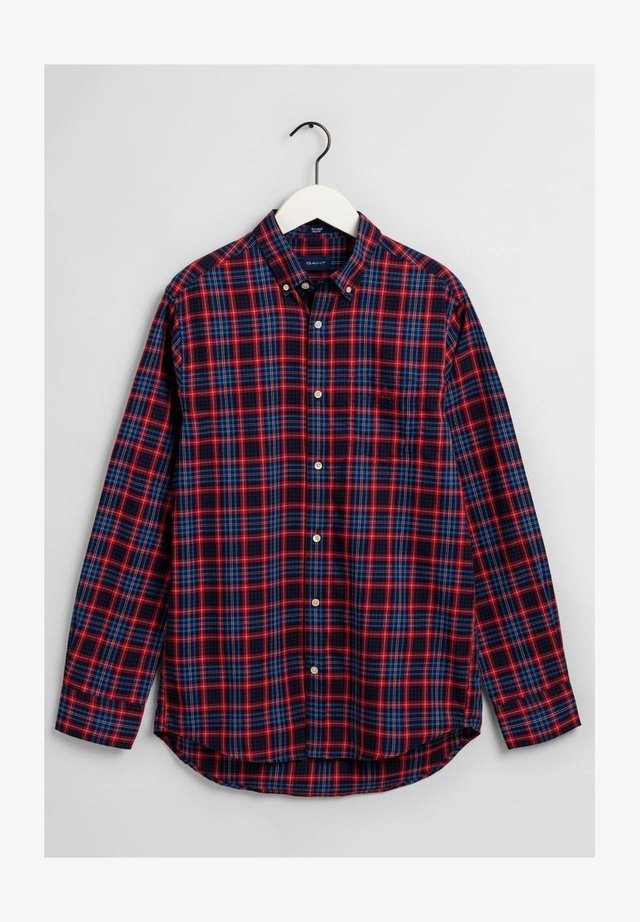 REGULAR FIT - Shirt - bright red