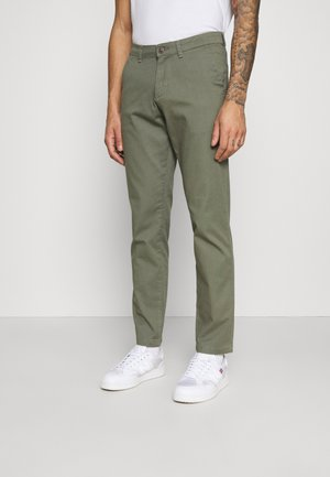 JJIROY JJDAVE - Chinos - dusty olive