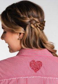 Spieth & Wensky - NEST - Button-down blouse - red - 3
