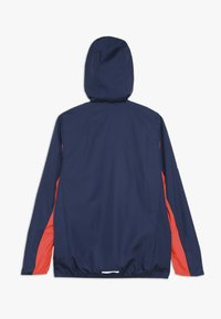 adidas Performance - RUN - Veste coupe-vent - tech indigo/vivid red/silver - 1