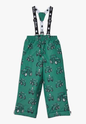 SKI PANTS TRACTOR - Skibroek - hunter green