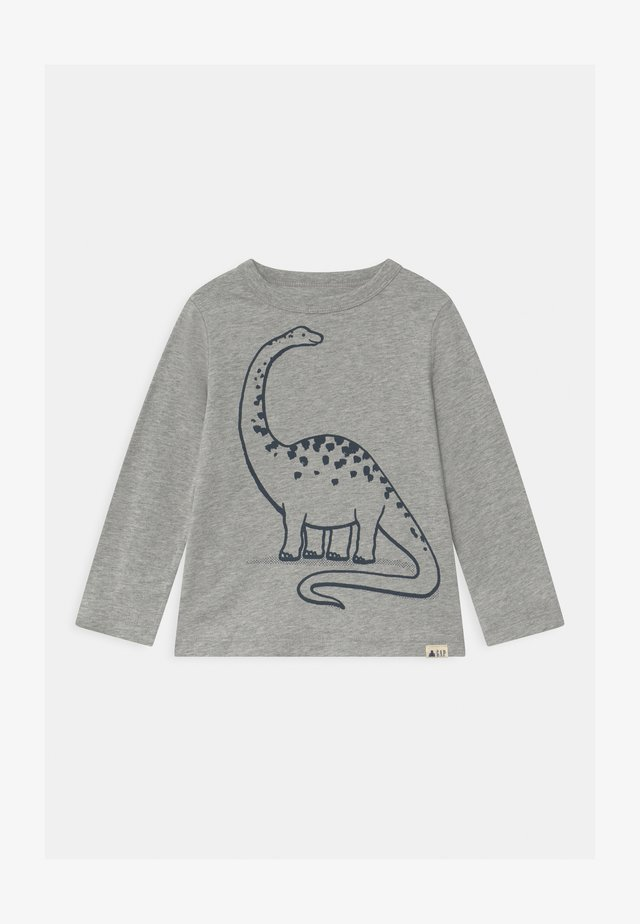TODDLER BOY GRAPHIC - Long sleeved top - light heather grey