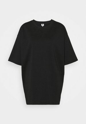 T-shirts - black dark