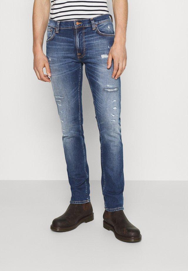 THIN FINN - Slim fit jeans - lonesome blues