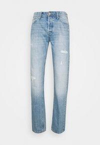 JJIMIKE JJORIGINAL - Relaxed fit jeans - blue denim
