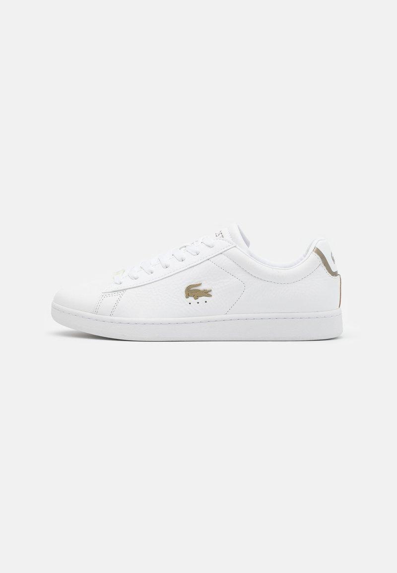 Lacoste - CARNABY - Sneakersy niskie - white
