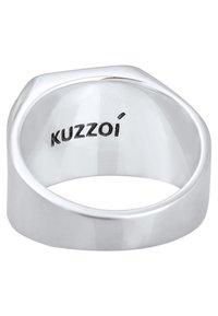 KUZZOI - MATT BASIC PFEIL - Ring - silver-coloured - 5