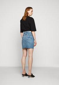 AG Jeans - ERIN - Jupe en jean - blue - 2