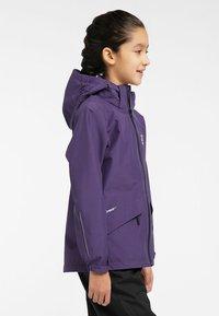 Haglöfs - MILA - Hardshell jacket - purple rain - 2