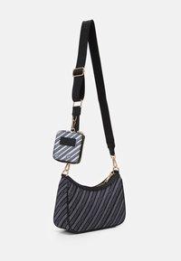 River Island - SET - Handbag - black - 1