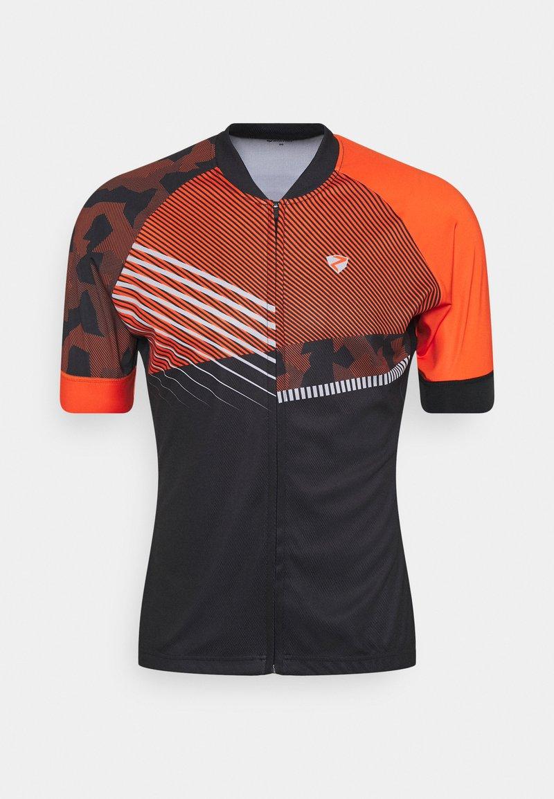 Ziener - NOFRET MAN  - Koszulka kolarska - orange pop