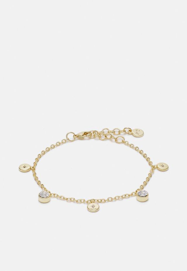 FELIZ CHARM COIN BRACE - Armbånd - gold-coloured