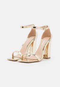 Glamorous Wide Fit - Sandalias - gold - 2