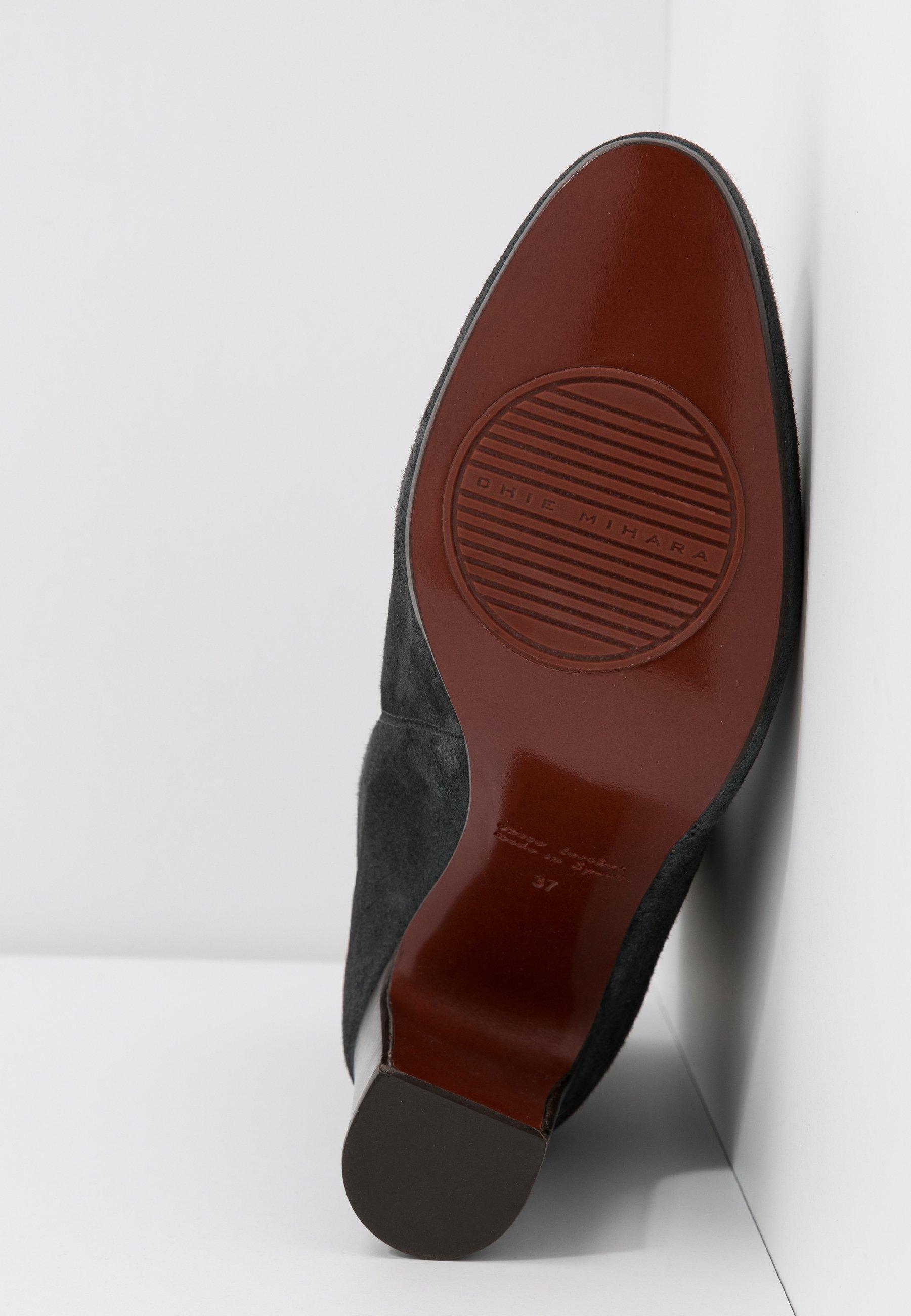 Chie Mihara ENISTA Stiefelette dark grey/dunkelgrau