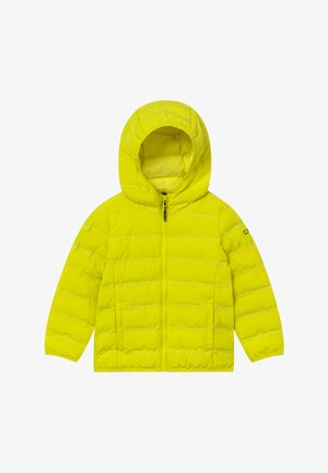 BOY  FIX HOOD - Outdoorová bunda - lemonade