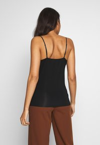 Soaked in Luxury - CLARA SINGLET - Top - black
