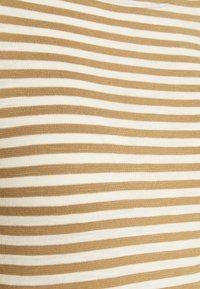 Marc O'Polo - LONG SLEEVE NECK - Long sleeved top - mutli/sandy beach - 4