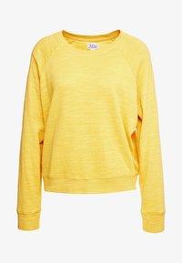 J.CREW - MALIBU TERRY POCKET - Sweatshirt - rich gold - 3
