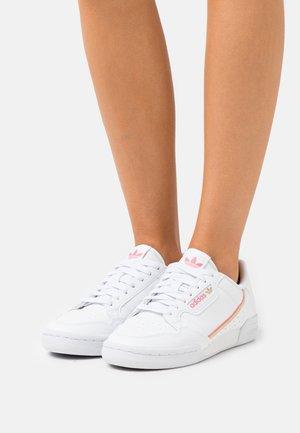 CONTINENTAL 80 VEGAN  - Sneakersy niskie - white
