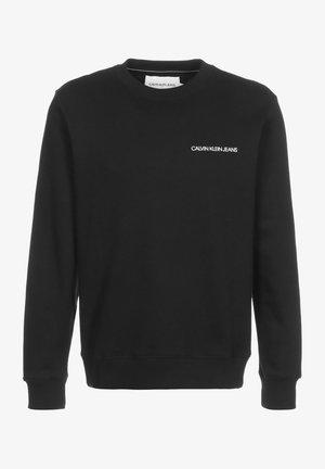 MONOGRAM  - Sweatshirt - ck black
