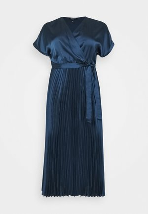 GO PLEATED - Cocktail dress / Party dress - navy