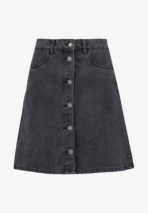 ONLFARRAH SKIRT - A-line skjørt - black denim