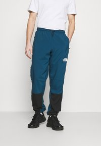 The North Face - PANT - Pantalon de survêtement - monterey blue/black - 0
