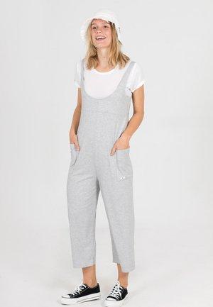 Overall / Jumpsuit /Buksedragter - grey htr