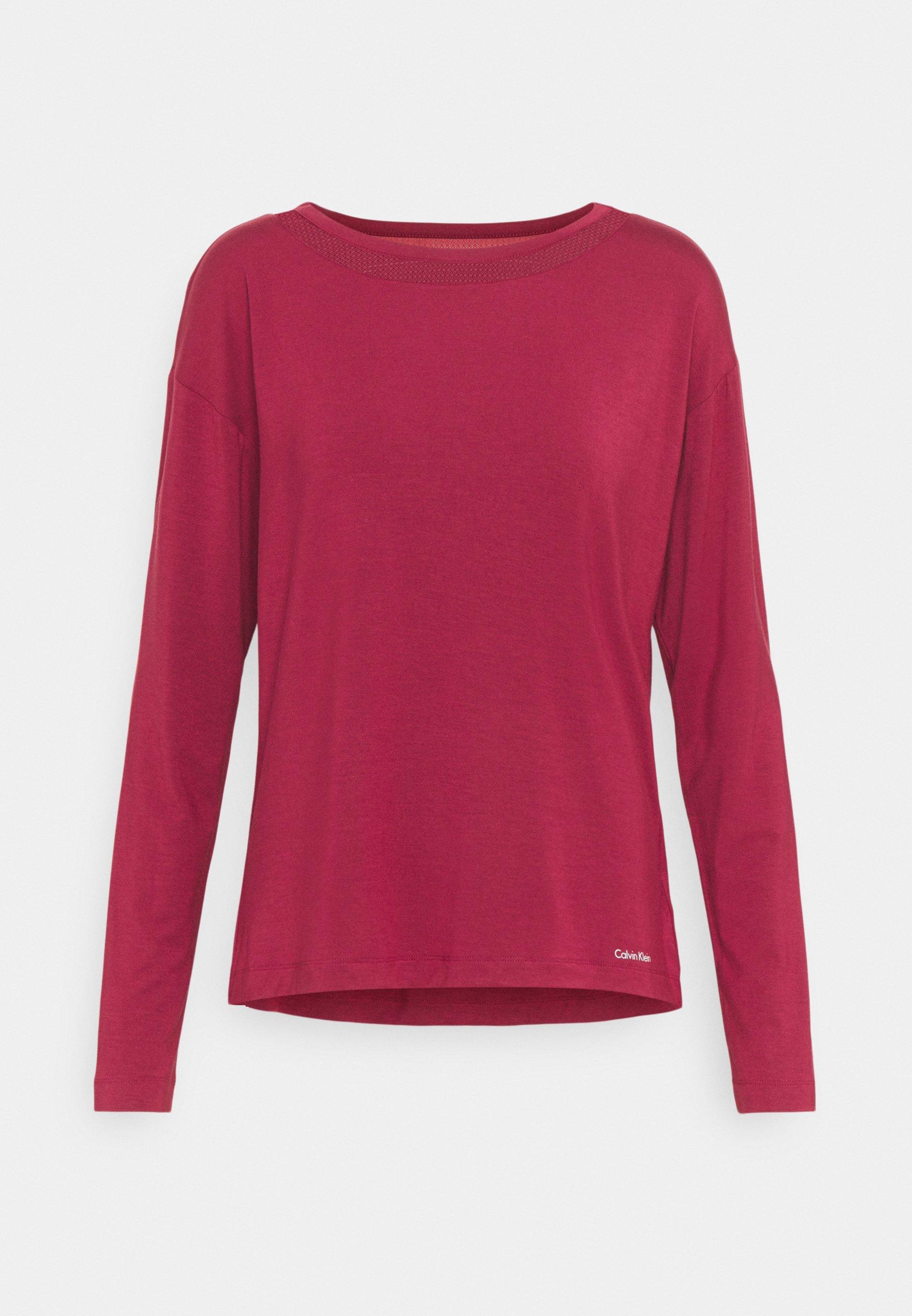 Women PERFECTLY FIT FLEX WIDE NECK - Pyjama top