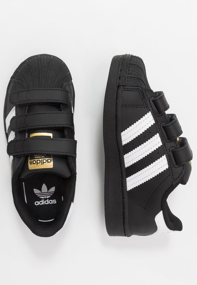 SUPERSTAR - Trainers - core black/footwear white