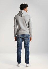 YOURTURN - Hoodie - grey melange - 2