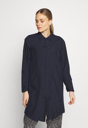 Short coat - blue illusion