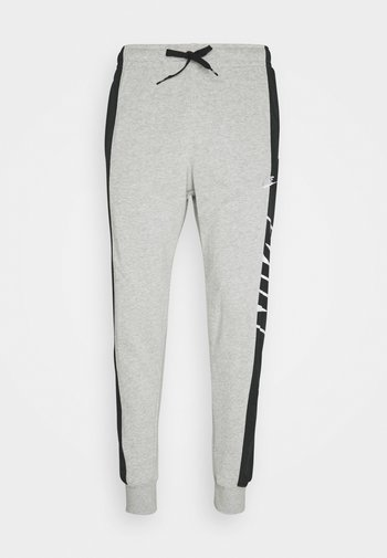 Teplákové kalhoty - grey heather/black/white