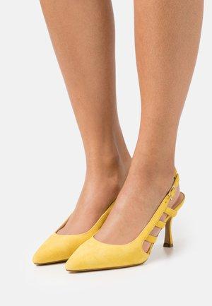 GIADA - High heels - giallo