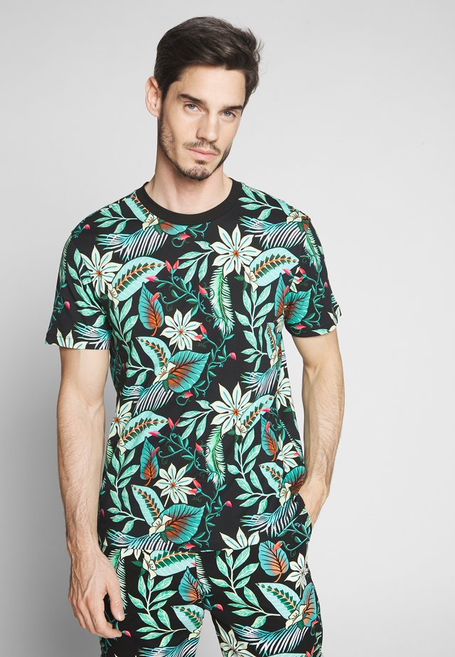 WITH SEASONAL  - T-shirt con stampa - multi-coloured