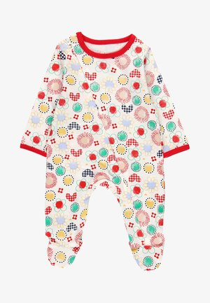 Sleep suit - multi-coloured