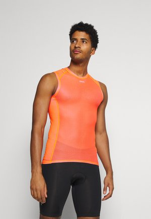 ESSENTIAL LAYER  - Top - zink orange