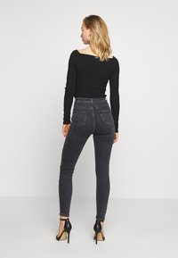 New Look - DISCO  - Jeans Skinny Fit - grey - 2