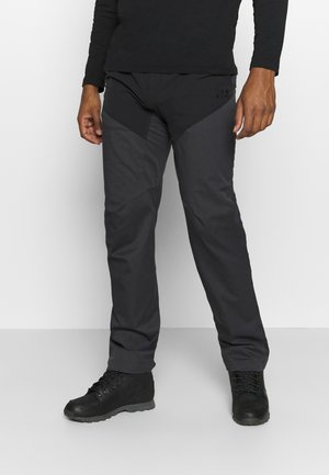 DOVER ROAD PANTS - Friluftsbyxor - phantom
