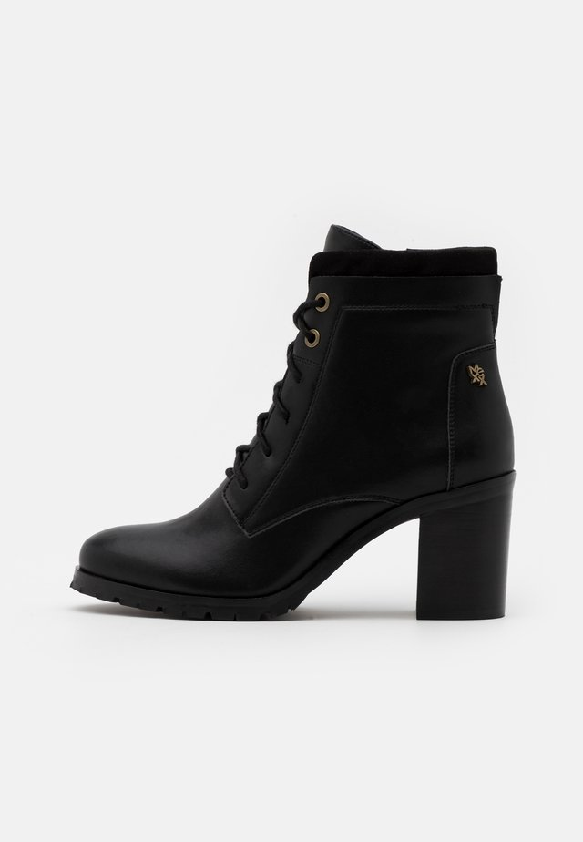 FELIPA - Lace-up ankle boots - black
