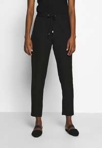 Soyaconcept - GABI - Trousers - black - 0