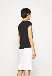 Anna Field - T-shirts med print - black - 2