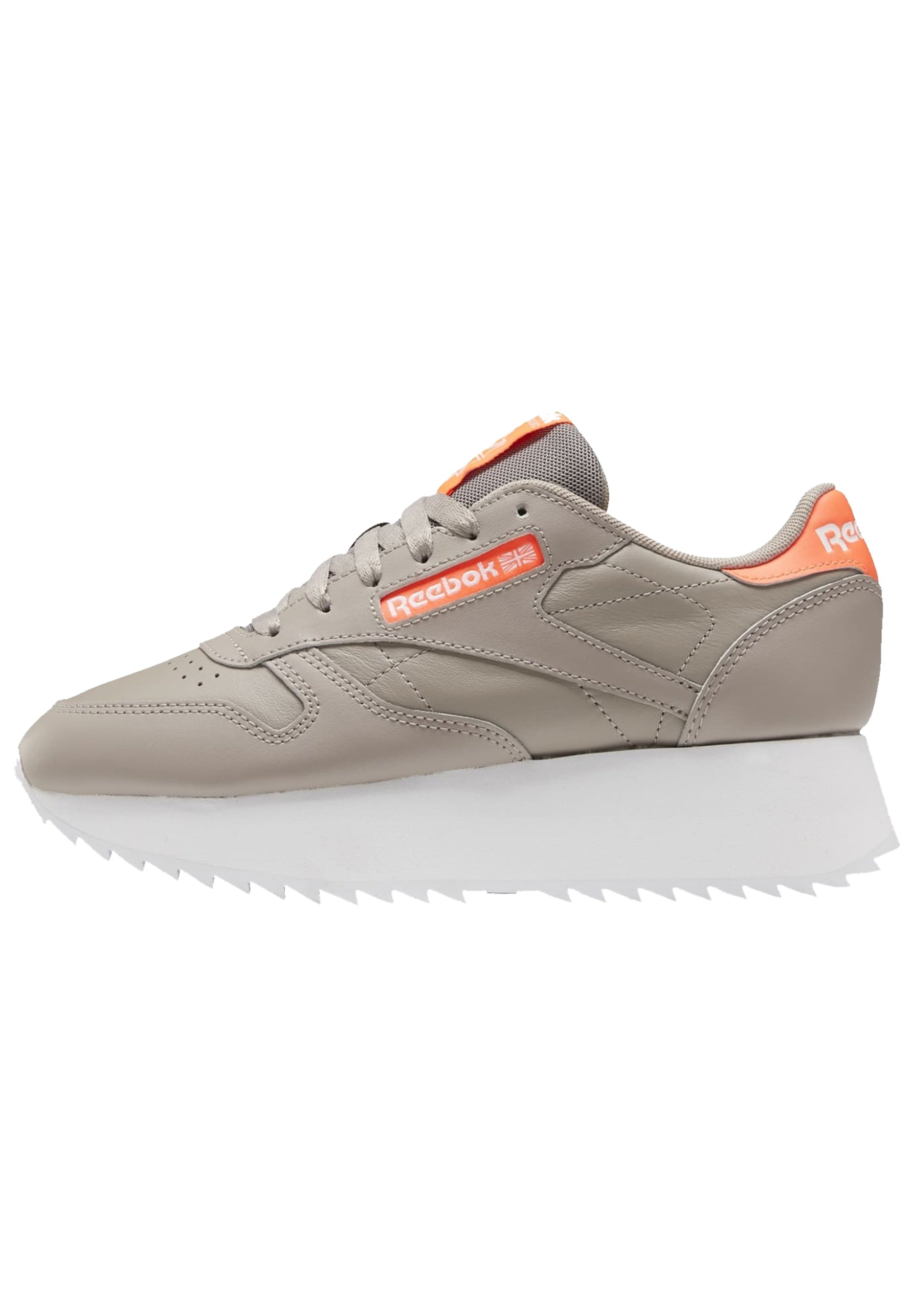 Women CLASSIC LEATHER DOUBLE SHOES - Trainers