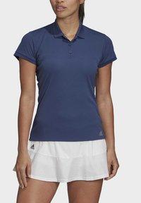 adidas Performance - CLUB POLO SHIRT - Polo shirt - blue - 4
