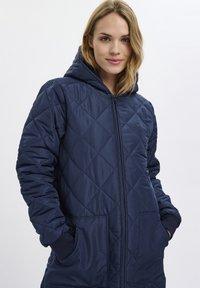 Kaffe - PTILLA - Winter coat - midnight marine - 3