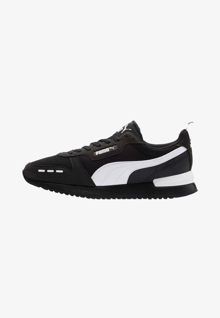 Puma - R78 UNISEX - Sneakers - black-white-white